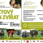 Světový den zvířat v Praze
