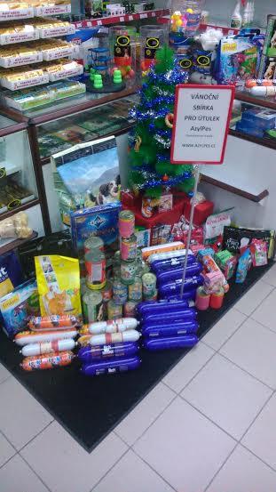 Vánoční sbírka má úspěch
