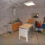 Dokončená rekonstrukce skladu a přípravny krmiva