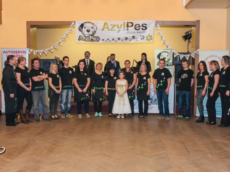 Charitativní ples útulku 11.3.2017